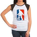 Cascadian Stomper League Women's Cap Sleeve T-Shir