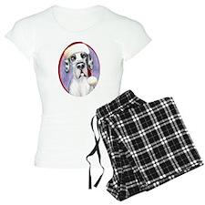 Santa Dane Harle UC Pajamas
