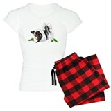 Papillon Lady Bug Pajamas