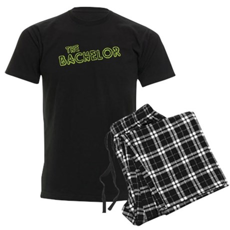 "Green ""The Bachelor&quot Men's Dark P"