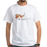 Basset Hound Places Shirt