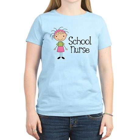 School Nurse Women's Light T-Shirt