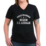 Proud Grandma of a US Airman Shirt