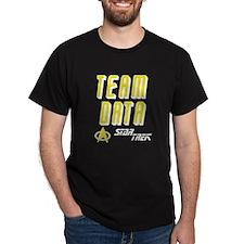 Team Data Star Trek T-Shirt