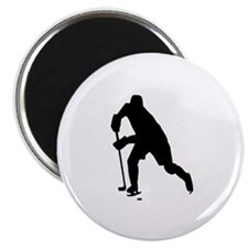 "Hockey 2.25"" Magnet (100 pack)"