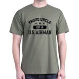Proud Uncle of a US Airman T-Shirt