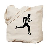 Running Tote Bag