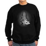WTD: Graffiti Sweatshirt (dark)