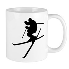 Skiing - Ski Freestyle Mug