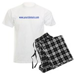 your domain Men's Light Pajamas