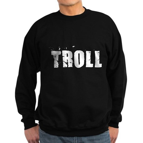 Troll Sweatshirt (dark)