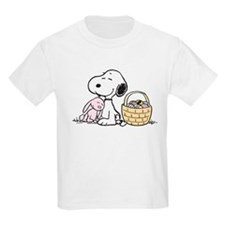 Beagle and Bunny T-Shirt