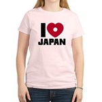 I Love Japan Women's Light T-Shirt