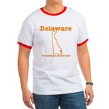 Delaware: Everything is small T