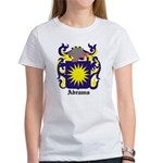 Abrams Coat of Arms Women's T-Shirt