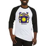 Abrams Coat of Arms Baseball Jersey