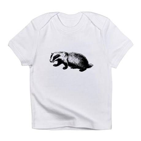 Honey Badger Doesn't Care Infant T-Shirt