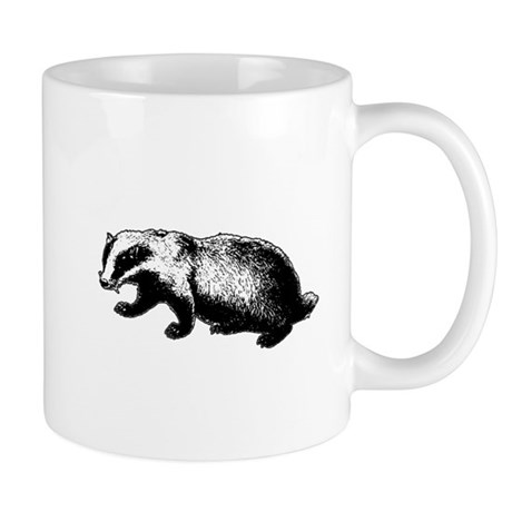 Honey Badger Doesn't Care Mug