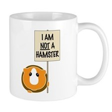 I am Not a Hamster Small Mug