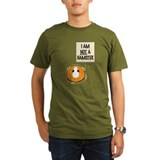 I am Not a Hamster T-Shirt