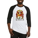 Abrahmsen Coat of Arms Baseball Jersey