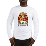 Abrahmsen Coat of Arms Long Sleeve T-Shirt