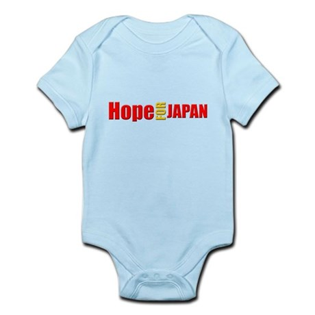 japan earthquake Infant Bodysuit