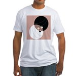 Dead Fish Cafe Organic Men's Fitted T-Shirt