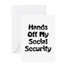 Social Security Greeting Card
