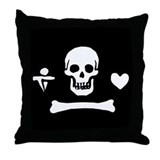 Stede Bonnet Throw Pillow
