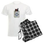 Engineer 2 Men's Light Pajamas