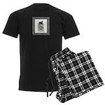 Engineer 2 Men's Dark Pajamas