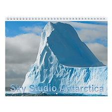 Antarctic Iceburgs Wall Calendar