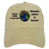 """We Were Here First"" Baseball Cap"