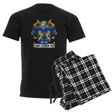 Meagher Coat of Arms Pajamas