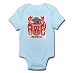 Aberdeen Coat of Arms Infant Creeper