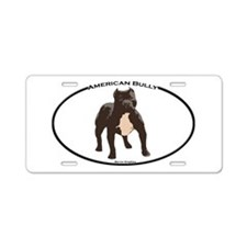 BULLY!! Aluminum License Plate