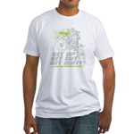 Personalized Kristin Organic Men's Fitted T-Shirt