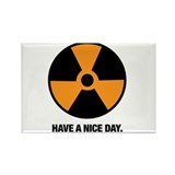 HAVE A NICE DAY. Rectangle Magnet (10 pack)