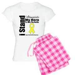 Endometriosis Stand Hero Women's Light Pajamas
