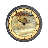 Cool Alma Wall Clock