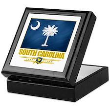 South Carolina Pride Keepsake Box