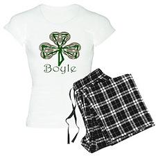 Boyle Shamrock Pajamas