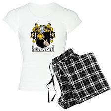 Brady Coat of Arms Pajamas