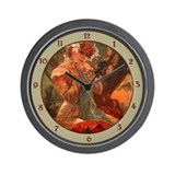 Alphonse Wall Clock