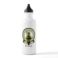 Buckley Clan Motto Water Bottle