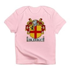 Burke Coat of Arms Infant T-Shirt