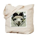 Alpacas Tote Bag