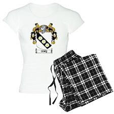 Carey Coat of Arms Pajamas