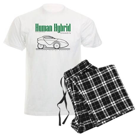 Velomobile Men's Light Pajamas